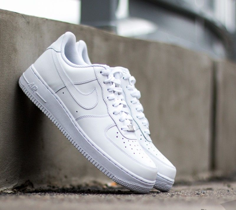 Nike Air Force 1 (GS) White EUR 36 značky Nike - Lovely.sk 4c83cdac393