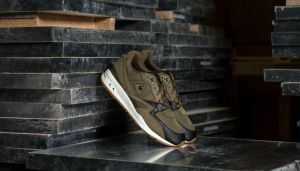 Le Coq Sportif R800 C Winter Beech Brown EUR 46