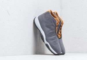 Air Jordan Future Dark Grey/ Dark Grey-Wheat Gris Fonce/ Bleat/ Gris Fonce