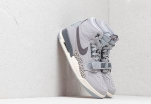 Air Jordan Legacy 312 Wolf Grey/ Lt Graphite-Sail