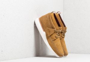 Tor Track Mid Oak Suede