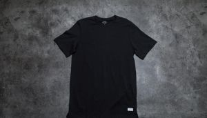 STAMPD Essential Split Seam Tee Black M