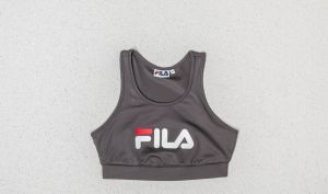 FILA Other Crop Top Smoked Pearl