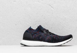 buy popular 95f98 f092c adidas Ultraboost Uncaged Core Black  Active Red  Blue galéria