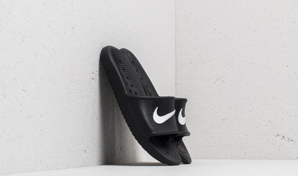 b872cf90ee2c6 Nike Wmns Kawa Shower Black/ White značky Nike - Lovely.sk