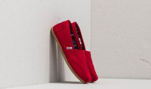 Toms Alpargata Red