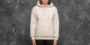 Vans Subculture Sherpa Hood Marshmallow