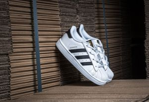 adidas Superstar I Ftw White/ Core Black/ Ftw White EUR 25.5