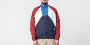 WOOD WOOD Gaspar Jacket Navy