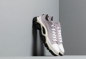 adidas x Raf Simons Detroit Runner Light Granite/ Silver Metallic/ Core White