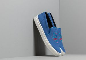 KENZO K-Skate Sneakers Tiger French Blue