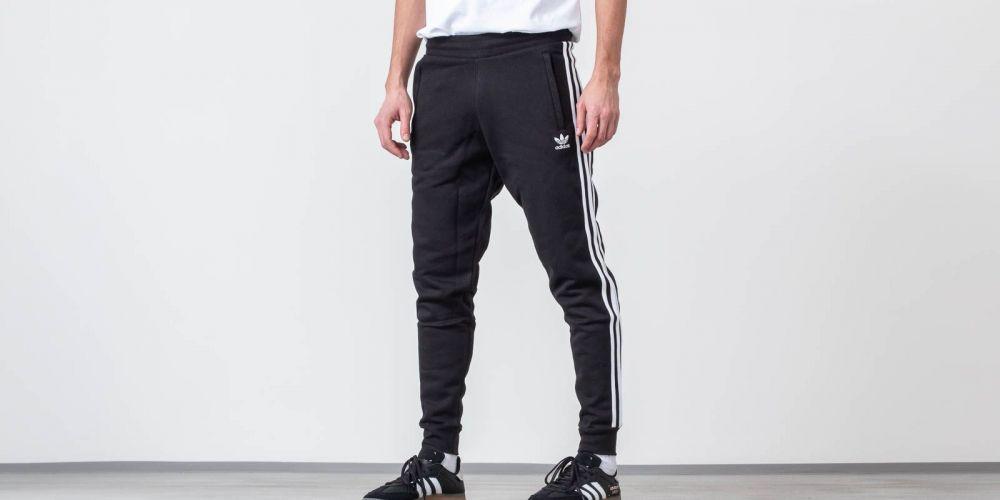 adidas Originals 3-Stripes Pants Black