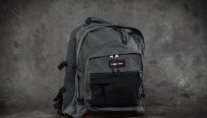 Eastpak Ultimate Backpack Black Denim Objem