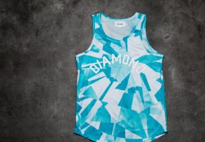 Diamond Supply Co. Simplicity Basketball Jersey Blue S