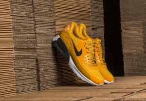 Nike W Air Max 90 Ultra 2.0 Gold Dart/ Black-White EUR 41