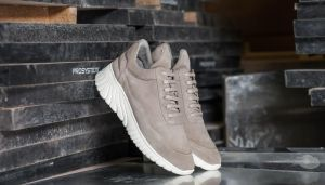 Filling Pieces Roots Runner Roman Grey US 7