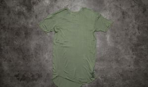 Cayler & Sons BL Drop Scallop Tee Olive/ Black XL