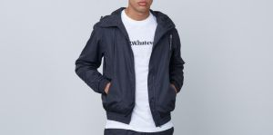 WOOD WOOD Emmett Jacket Black