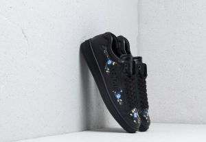 Kenzo Tennix Sneakers Flowers E Black