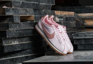 Nike W Classic Cortez Leather Lux Pearl Pink/ Pearl Pink-Sail EUR 41