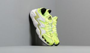 adidas FYW S-97 W Hi-Res Yellow/ Crystal White/ Core Black