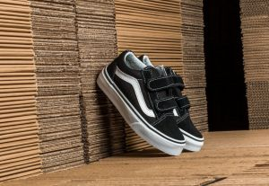 Vans Old Skool V Black/ True White EUR 32