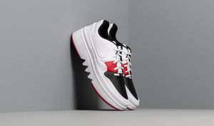 Air Jordan Wmns 1 Jester XX Low Laced White/ Gym Red-Black