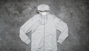 adidas Xbyo Hoodie Medium Grey Heather S