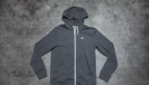 Vans Core Basics Knit Zip Hoodie Black L