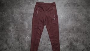 adidas Fitted Track Pants Mystery Brown L