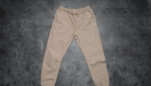 Urban Classics Washed Canvas Jogging Pants Sand S