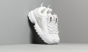 FILA Disruptor II Patches Wmn White