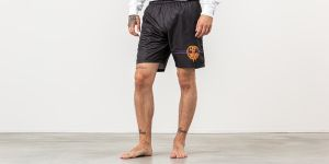 Life Is Porno Boardshorts Black