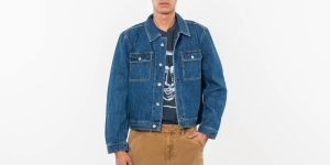 Our Legacy Mono Jacket Blue Wash
