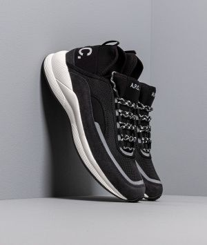 A.P.C. Running Homme Run Around Anthracite