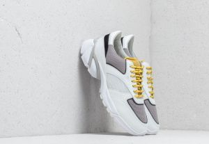 Axel Arigato Tech Runner White Grey Yellow