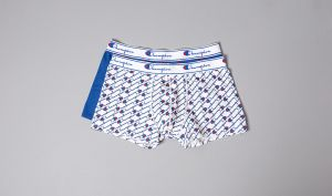 Champion 2 Pack Boxers Blue/ White