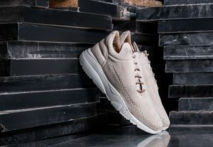Filling Pieces Apache Runner Low Beige US 8.5