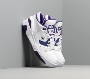 Converse Erx 260 Archival Leather White/ Court Purple/ White