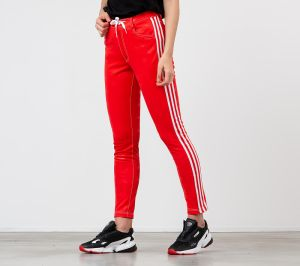 adidas Track Pants Red