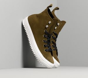Converse Chuck Taylor All Star Hiker Final Frontier Surplus Olive/ White/ Black