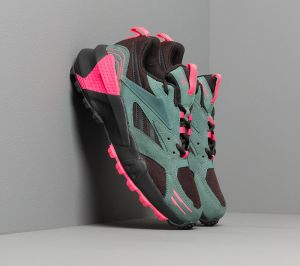 Reebok Aztrek Double Mix Trail Green Slate/ True Grey 8/ Solar Pink