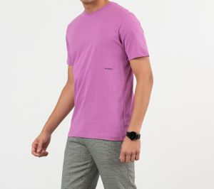 Soulland Coffey Tee Purple