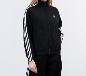 adidas Lock Up Track Top Black/ White
