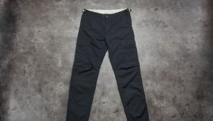 Carhartt WIP Aviation Pant Black W33/L32