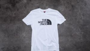 The North Face Short Sleeve Easy Tee Tnf White S