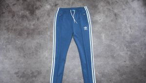 adidas Superstar Track Pants Mystery Blue L