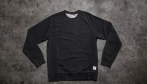 Carhartt WIP Holbrook LT Sweat Black Heather S