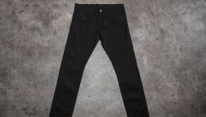 Carhartt WIP Rebel Pant Black Rinsed W31/L32