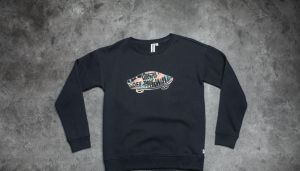 Vans Tropic Off The Wall Crew Black XS
